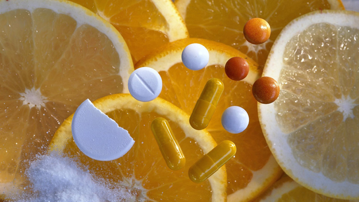 Vitamin C In terms of eating to prevent