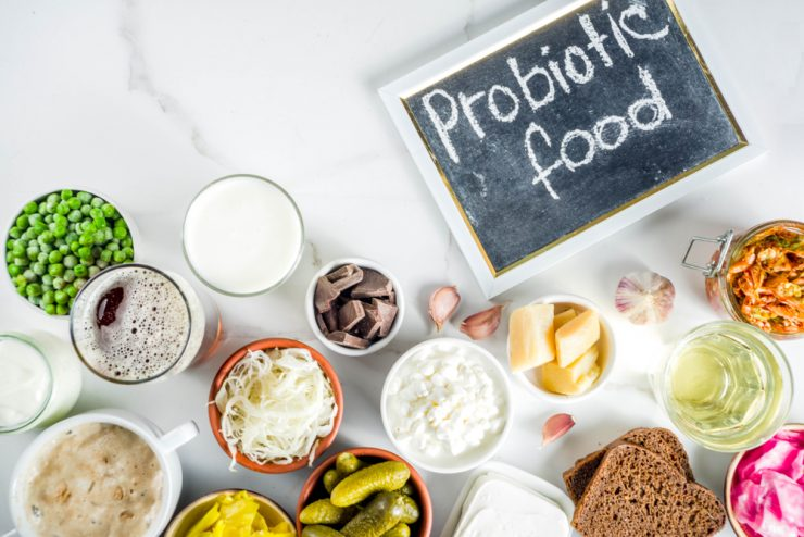 Probiotic is a health care aid